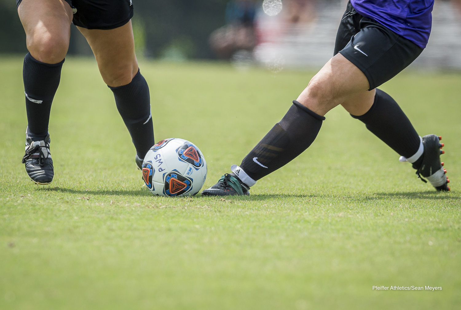 Metzger's Strike Gives Pfeiffer Women's Soccer Team a 1-0 Win Over Piedmont