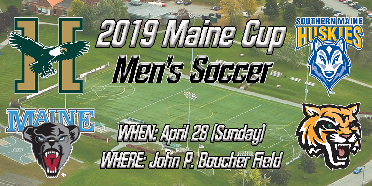 Men's Soccer Set to Host 2019 Maine Cup This Weekend