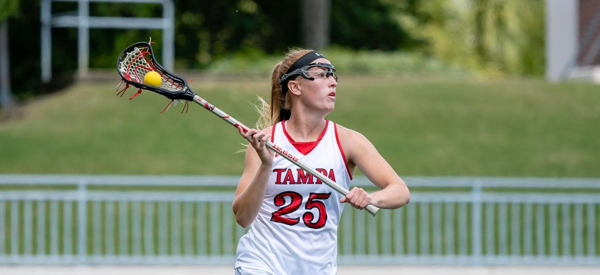 Women's Lacrosse Defeats Embry-Riddle 20-8 to End Regular Season Competition