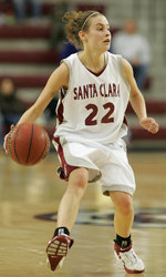Santa Clara Women's Hoops Faces Off With San Diego and San Francisco This Weekend