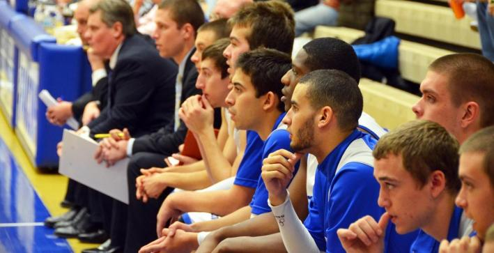 Men's Basketball to play for NAC North Division title on Tuesday