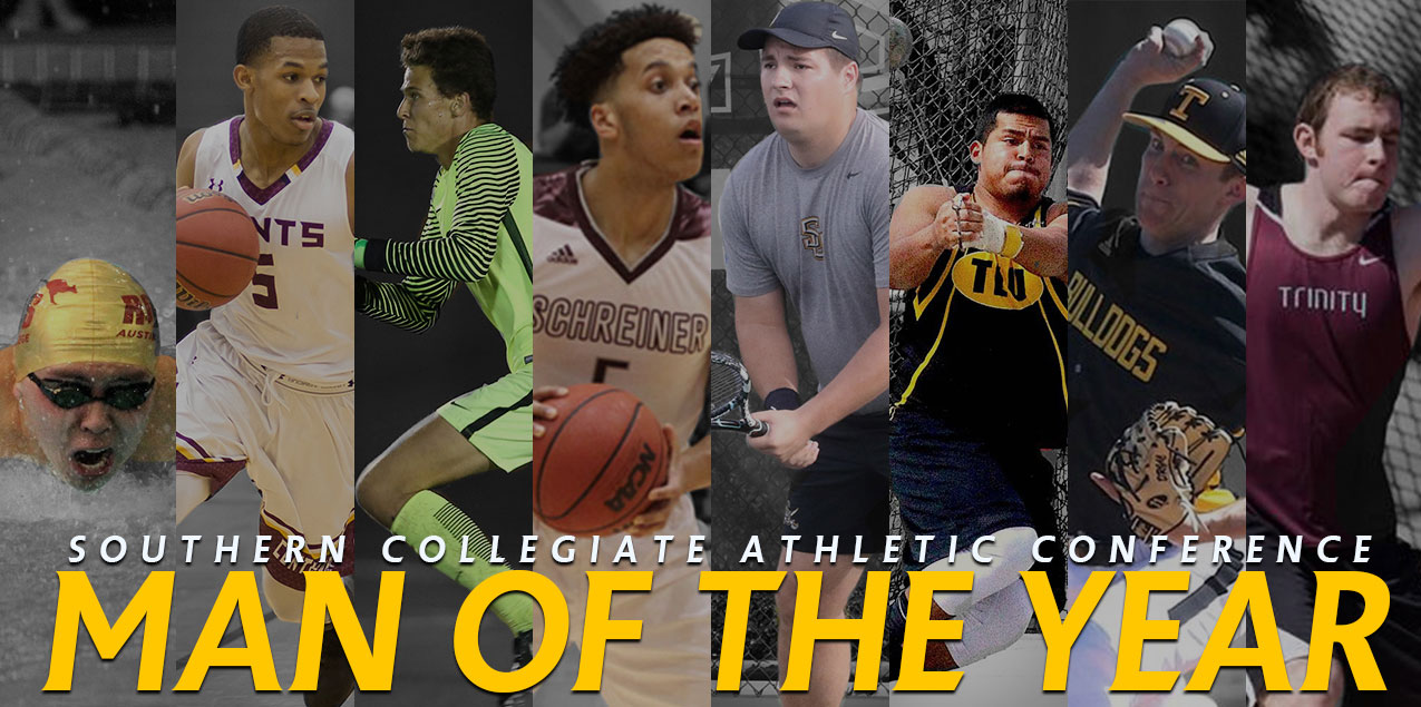 SCAC Announces 2018 Man of the Year Finalists