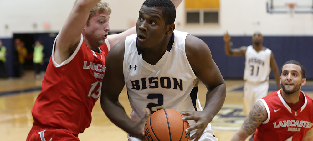 Bison can't weather the Storm in the second half, fall in overtime 67-63