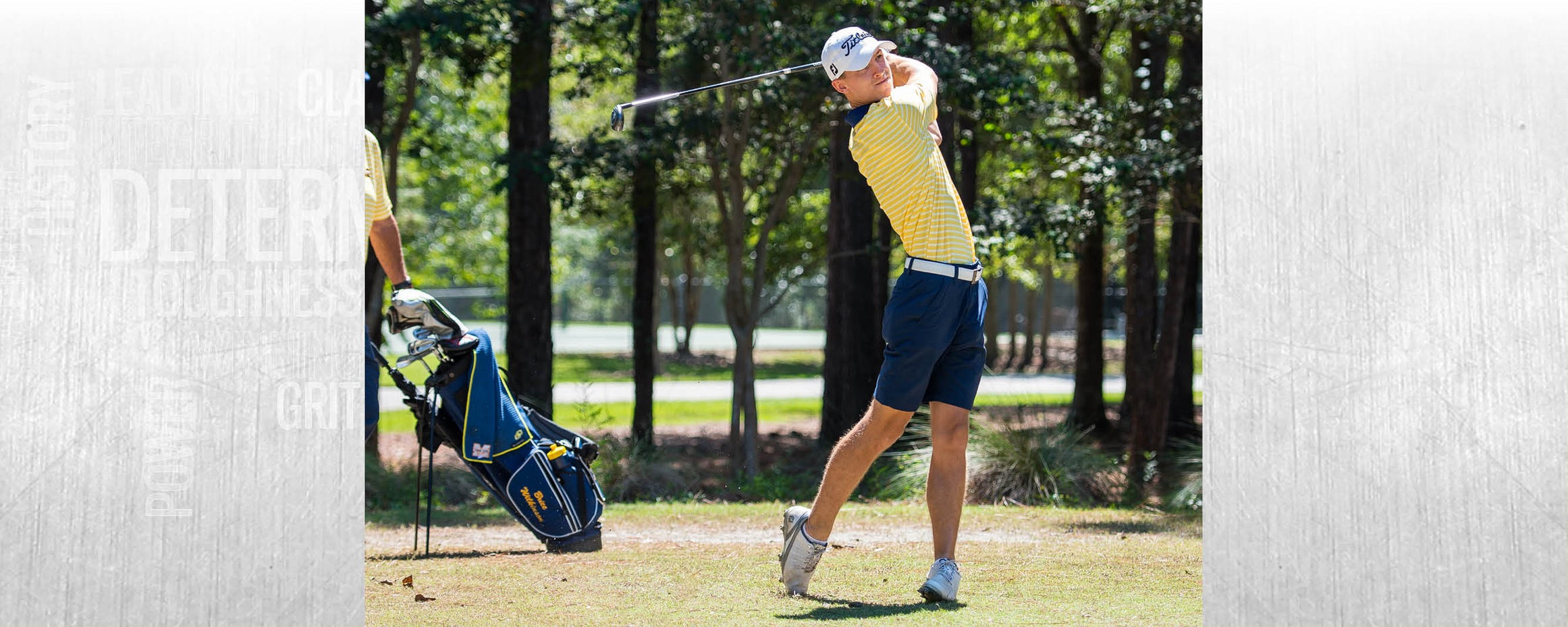 Wilkinson's 3-under leads at Carey Classic