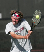 Broncos Storm To WCC Men's Tennis Victory
