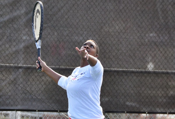Women's Tennis: Panthers cruise by Emory Oxford 8-1