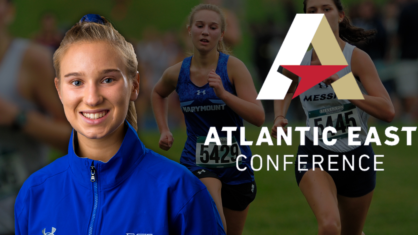 Merrill honored with first Atlantic East Runner of the Week