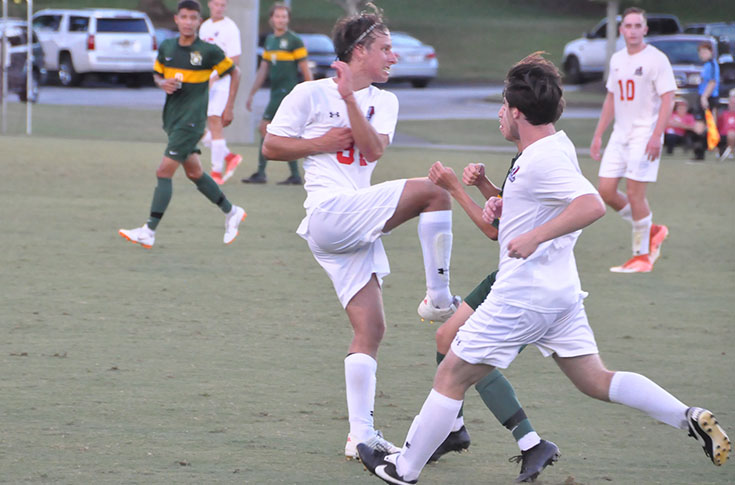 Men's Soccer: Panthers open 2018 with 4-1 win over visiting Belhaven