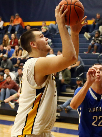 Emory & Henry Men's Basketball Handles Washington and Lee, 75-59, Wednesday At Home