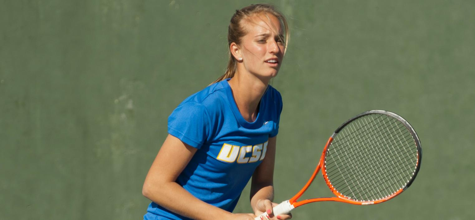 Cos Wins Singles Match, Gauchos Downed by No. 50 Georgia State, 6-1