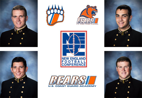 Four Named to NEFC All-Conference Team
