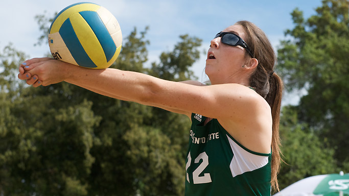 BEACH VOLLEYBALL OPENS SEASON WITH LOSSES TO #13 STANFORD & SAINT MARY'S