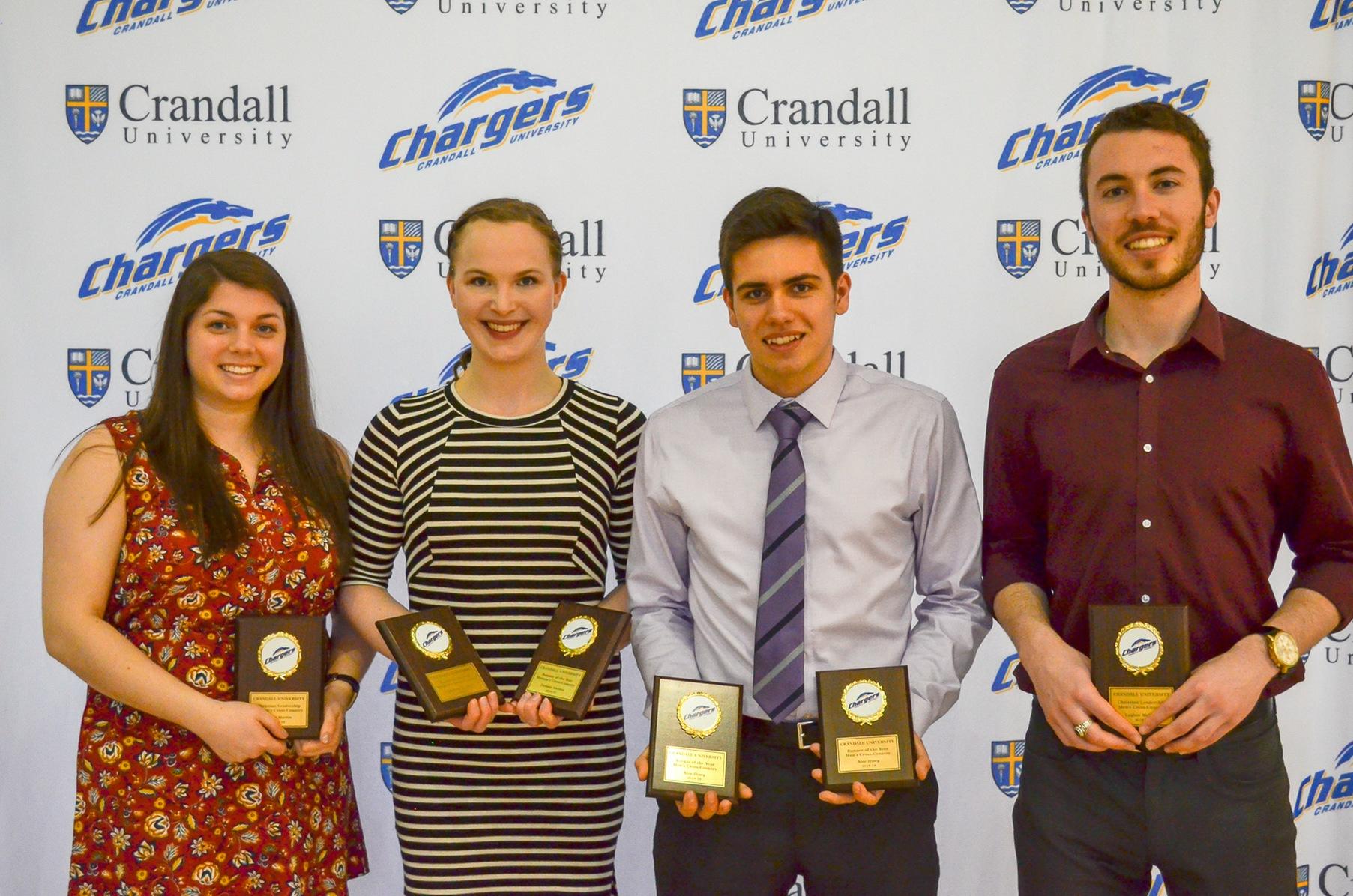 2019 Cross Country award winners