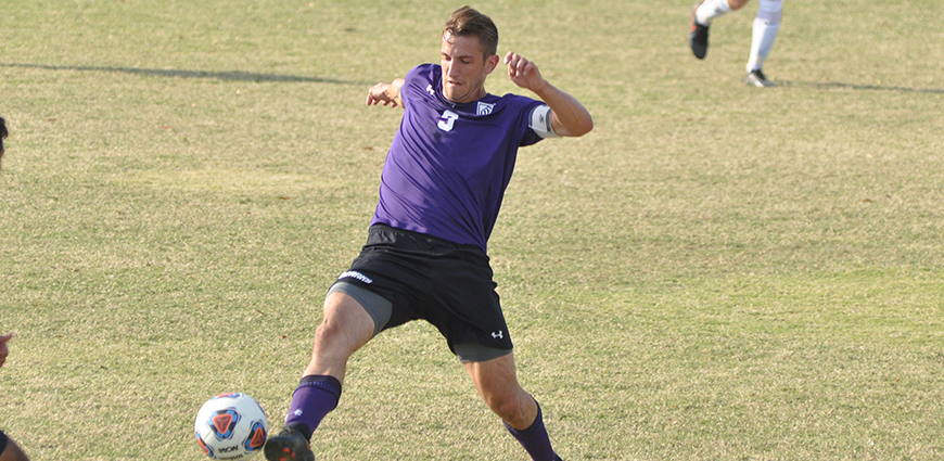 Men's Soccer Team Advances To Playoffs