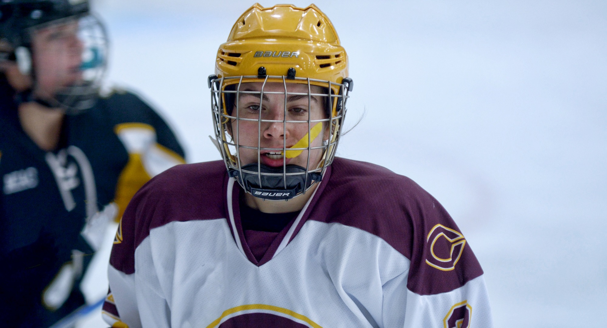 Junior Amanda Flemming scored the game-winning goal in OT to help the Cobbers beat St. Catherine 3-2.