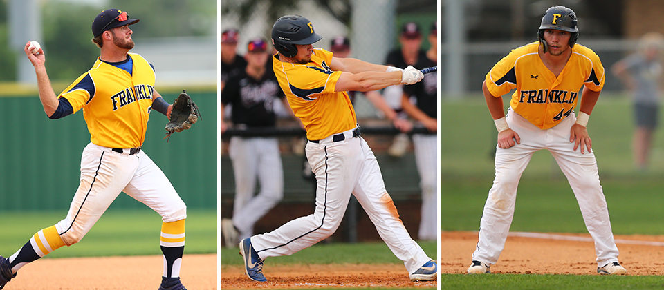 NEWS | Grizzly Trio Pick Up ABCA/Rawlings All-Region Honors