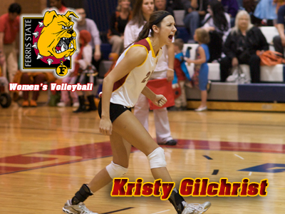 Ferris State Women's Volleyball Distributes  2009 Team Awards