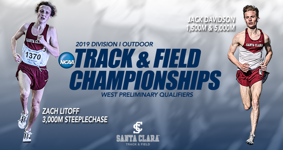 Track & Field Tandem Qualifies for Postseason