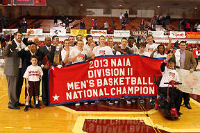 Cardinal Stritch Wins the National Championship