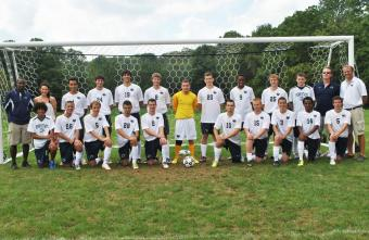 Penn State Brandywine Soccer team have qualified for the playoffs again!