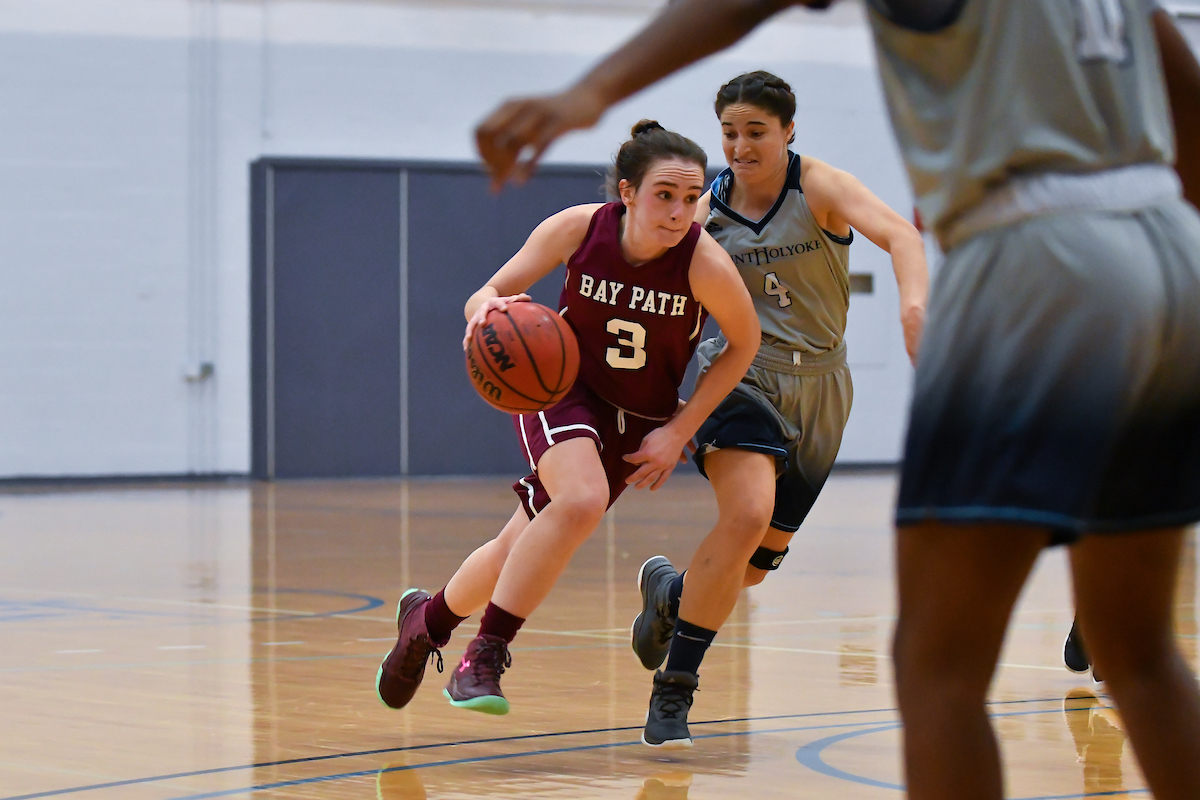 Bay Path thumped by Univ. of St. Joe's (CT) in NCAA women's basketball action 78-39