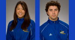 UCSB Swimming Takes Both Big West Athlete of the Week Honors