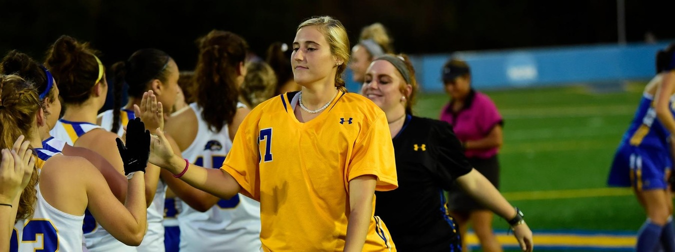 Goucher Field Hockey Falls At Juniata