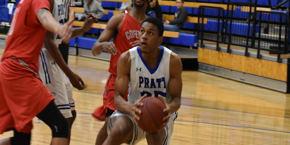 PCC men's basketball falls at home to No. 4 Coffeyville