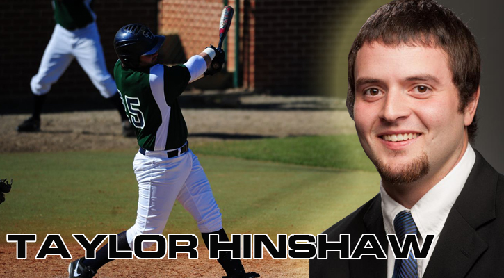 Hinshaw Named Bobcat Athlete of the Week