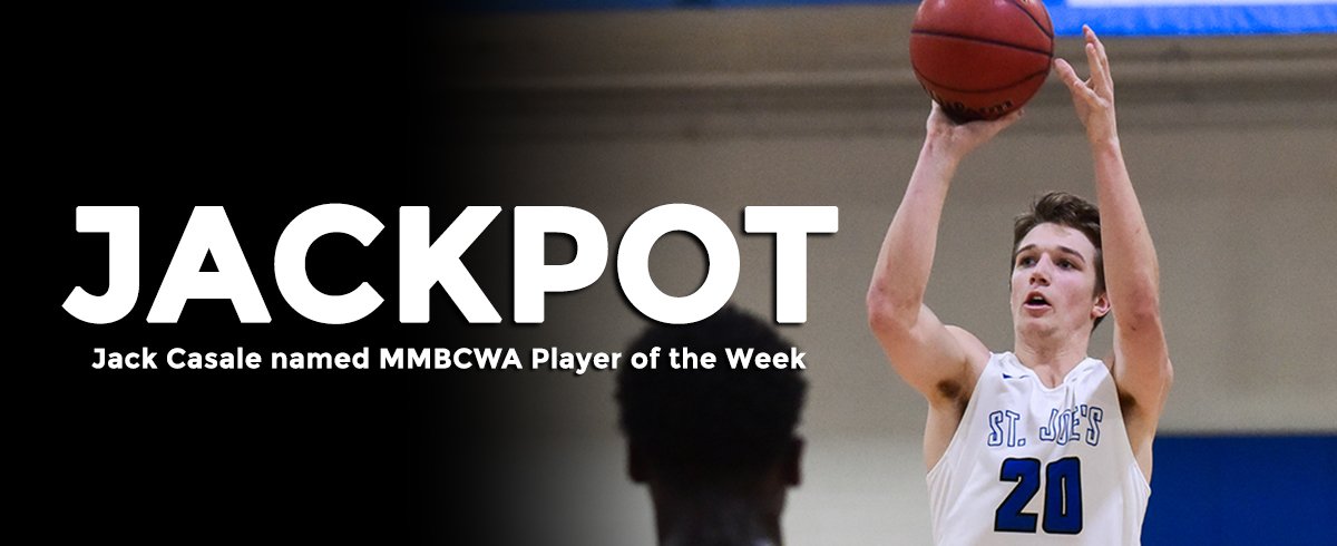Casale Named MMBCWA Player of the Week