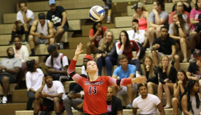 Muskingum volleyball dominates at the Kenyon Tournament finishing 3-0