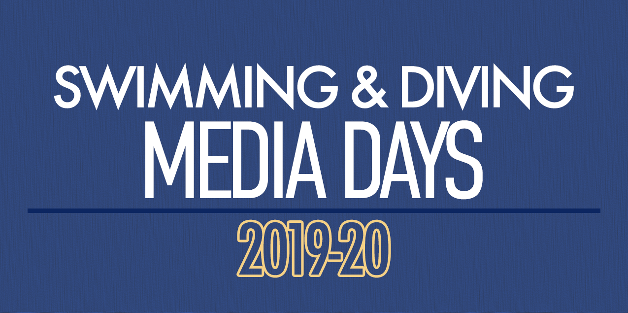 2019-20 SCAC Swimming & Diving Media Days