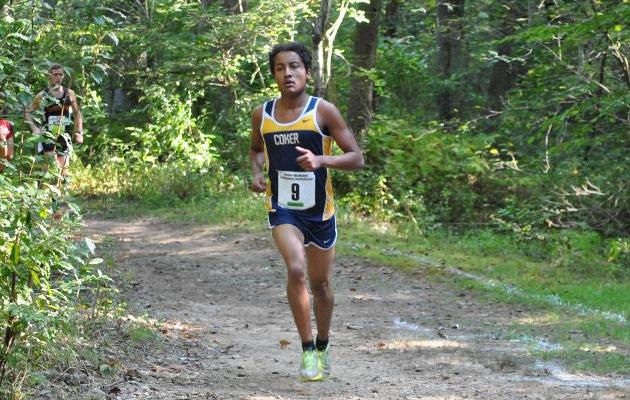 Coker Cross Country to Run in Royals Challenge