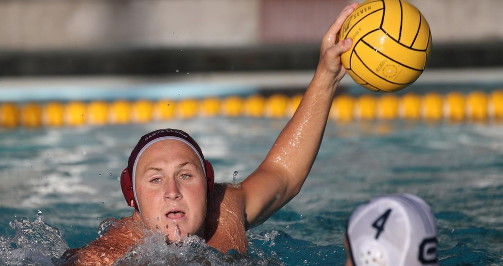 Busy Week on Tap for Men's Water Polo