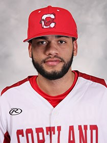 Brian Corporan, Baseball, Athlete of the Week, Cortland