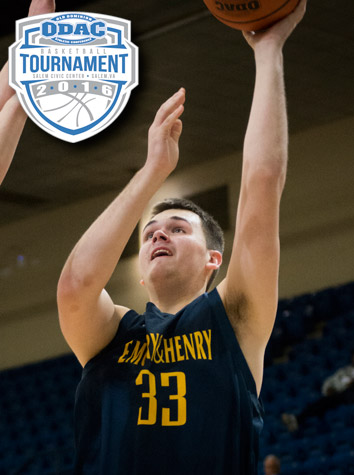 #5 Emory & Henry Men's Basketball Tops #4Guilford, 91-81, In ODAC Tournament Quarterfinals