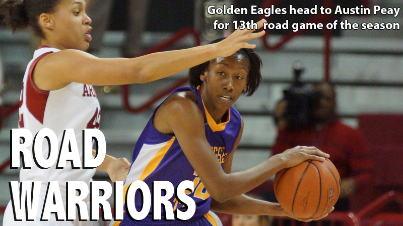 Golden Eagles continue road-swing as they head to Austin Peay