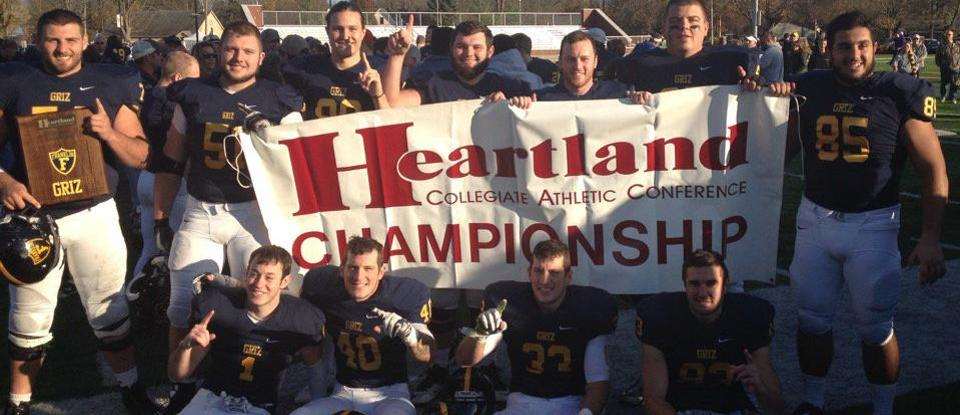 Football Wins Sixth Straight HCAC Title, Defeats Defiance on Senior Day