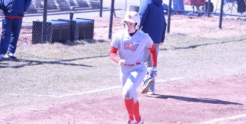 SVSU posts Monday split at Northwood as Moyler matches single season HR record