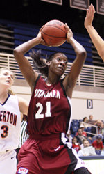 Santa Clara's Lena Gipson Named Among WCC's Elite Players