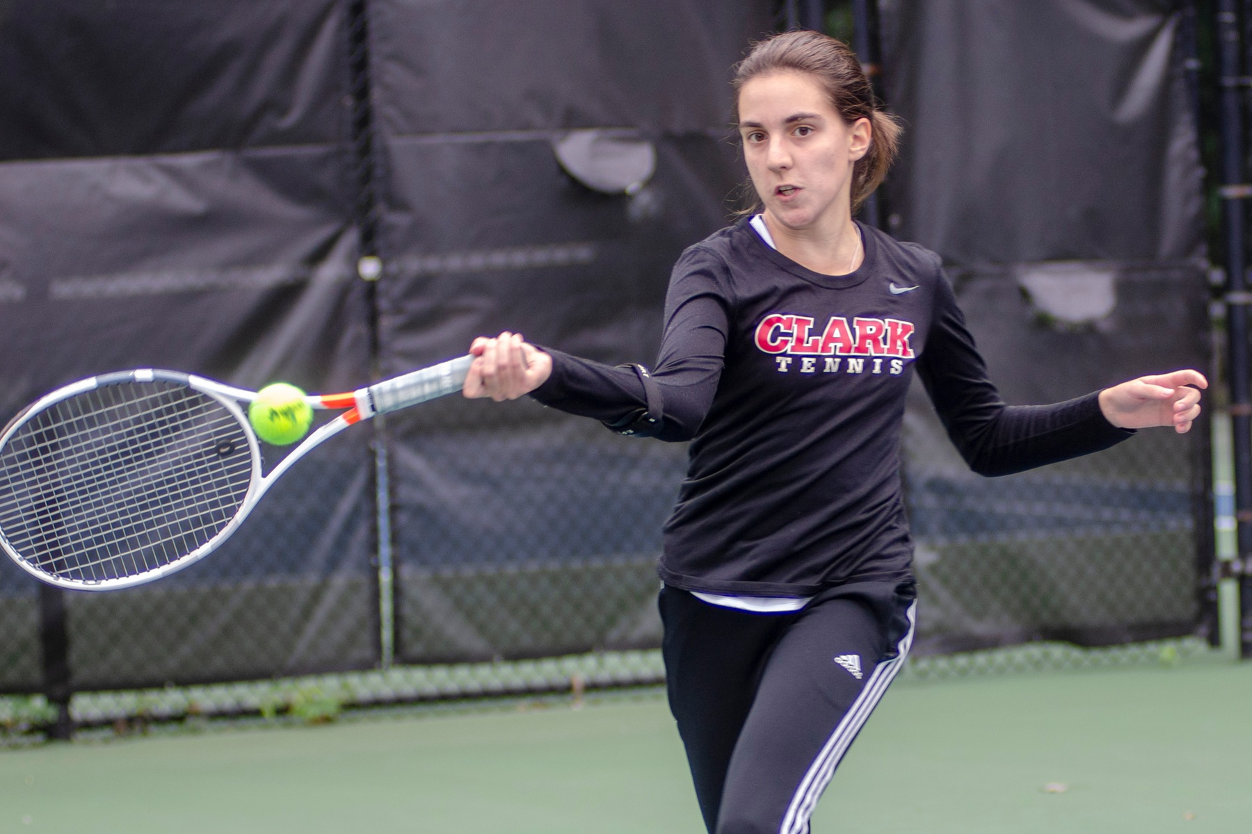Cougars Blanked by Holy Cross, 7-0