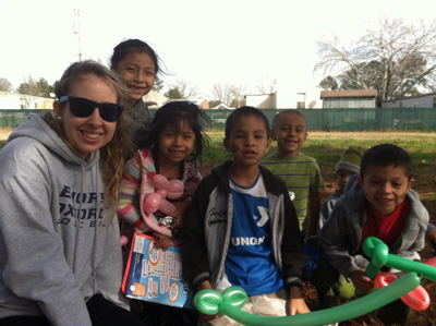 Oxford-Emory Women's soccer gives back through PATH Project