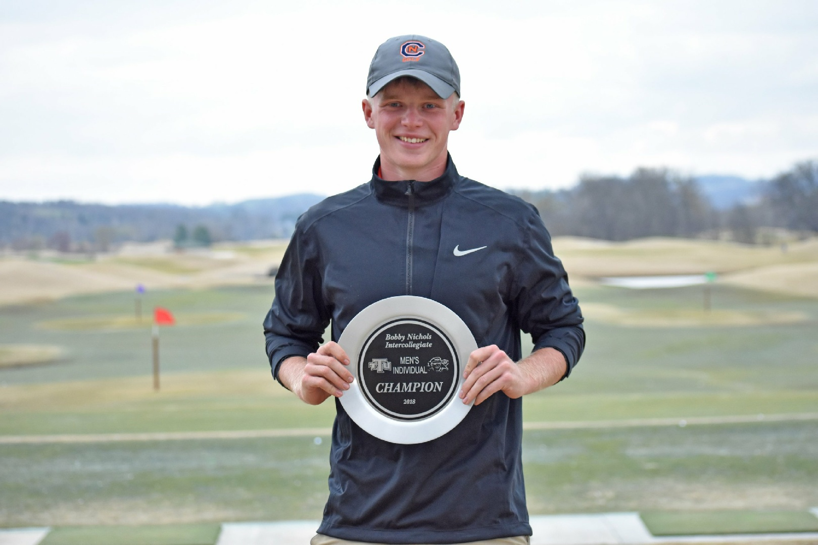 Forster takes Bobby Nichols Intercollegiate title, #25 C-N finishes second