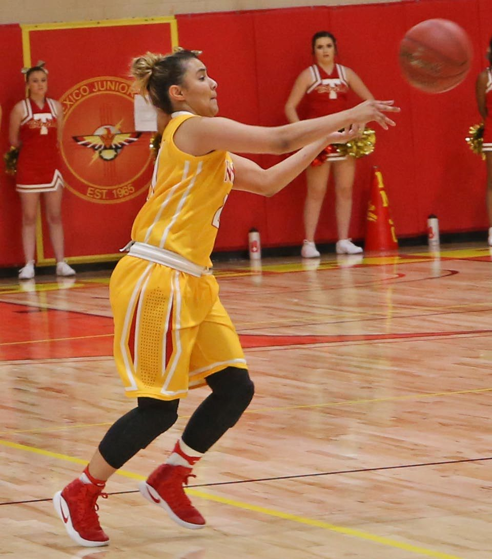 Lady T-Birds edge Midland College at home