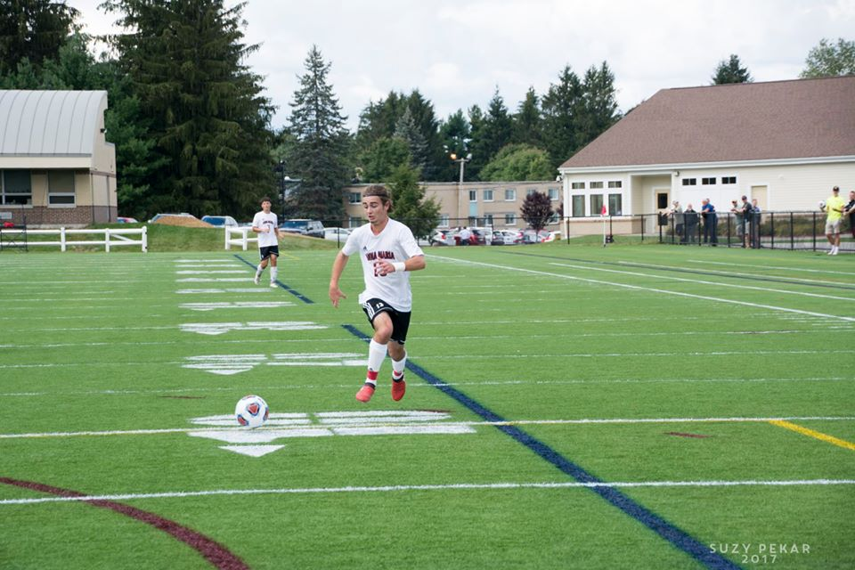 MEN'S SOCCER: Curry too much for AMCATS, 5-1