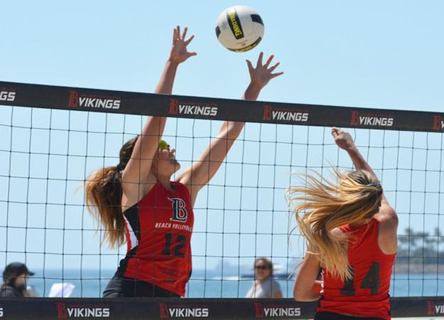 Beach Volleyball Advances to SoCal Regionals for the Second Consecutive Year
