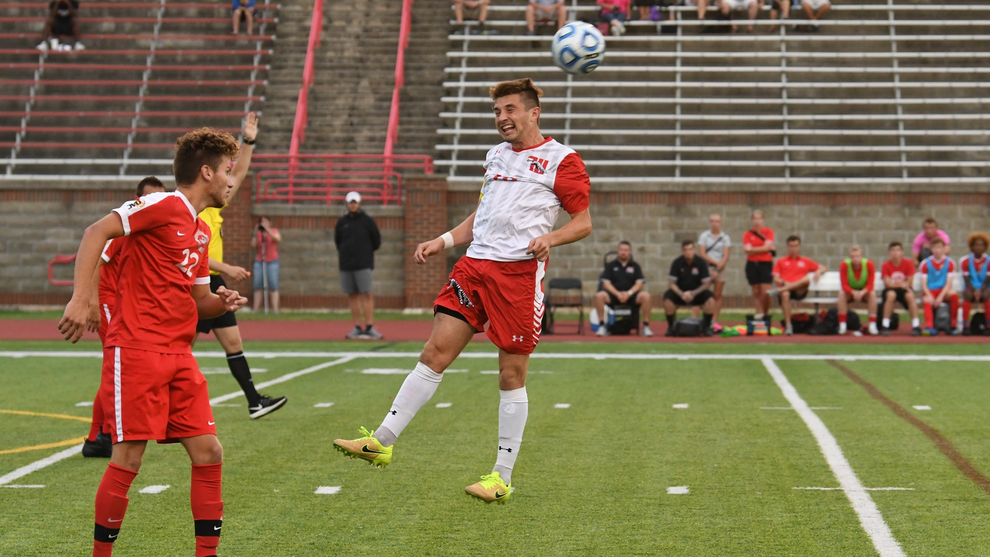 Wittenberg Men's Soccer Pushes Past Olivet 2-1
