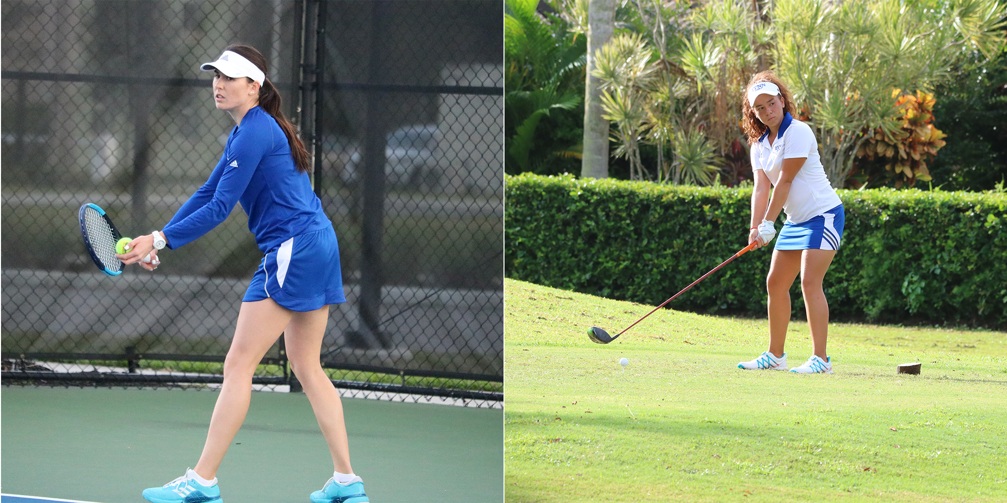 Ayala and Boczova Earn SSC Weekly Recognition