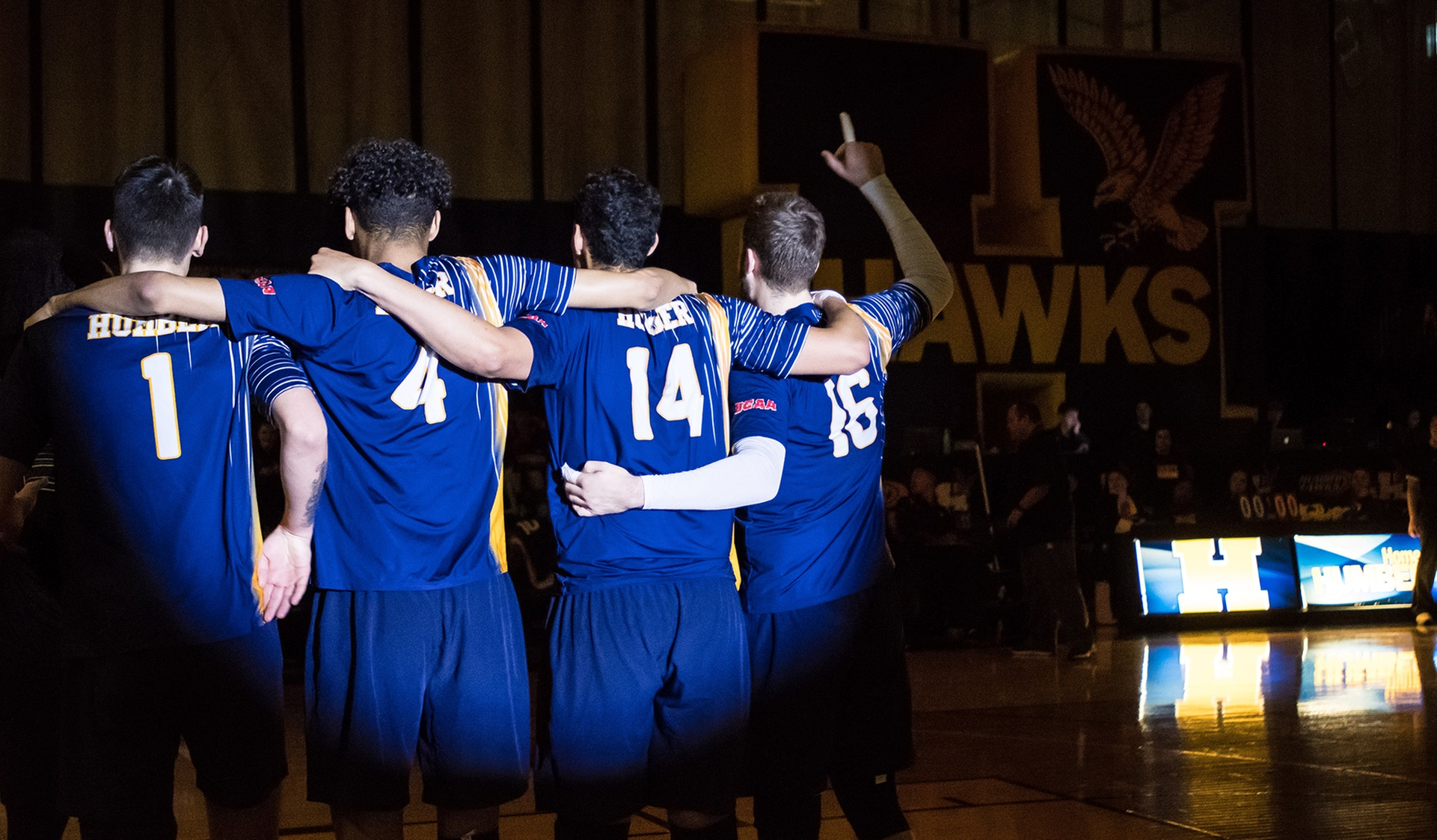 YEAR IN REVIEW: STREAKING HAWKS FLY TO OCAA SILVER MEDAL IN 17-18