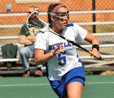 Late Surge Pushes No. 8 Bentley Past No. 7 New Haven 13-11